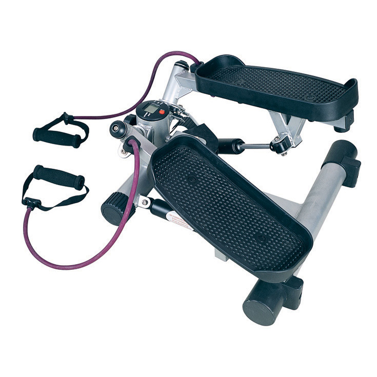 GS-306GD New Design Indoor Fitness Mini Twist and Body Shape Machine Exercise Stepper With Rope