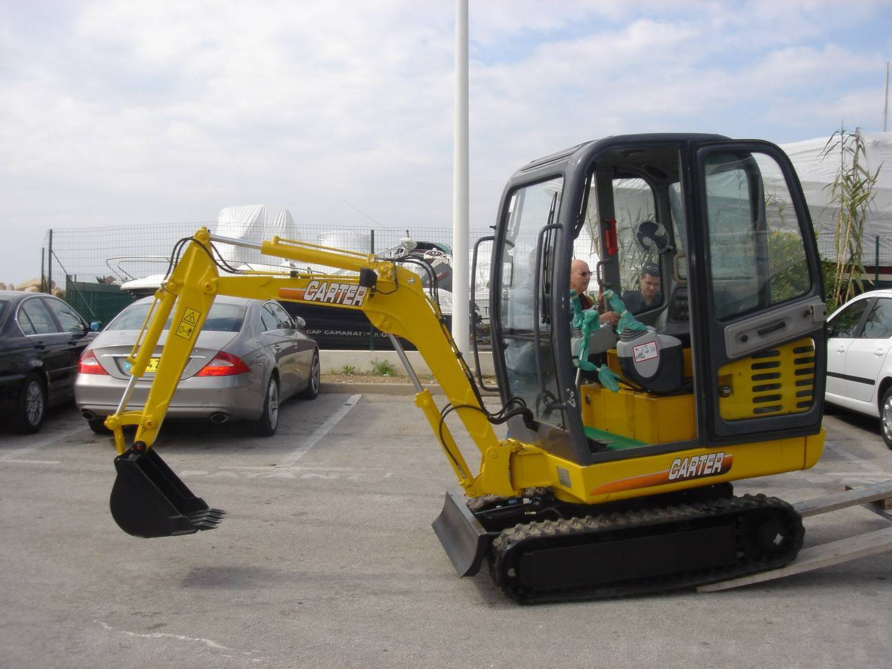 Mini Excavators (CT18-7B)