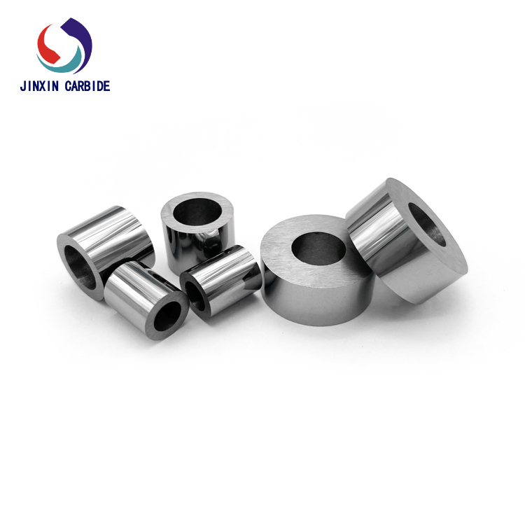 Abrasive Resistant Carbide Bushing Sleeve Bearing for Petrochemical Industry