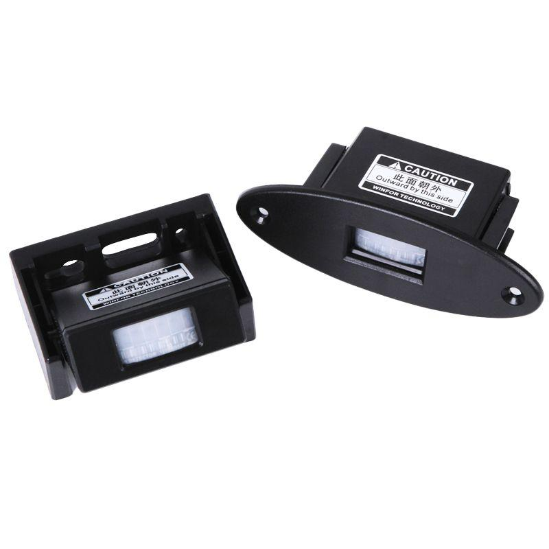 Passive infrared sensor, safety detector, automatic door sensor