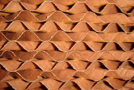 Evaporative Cooling Pad Brown Color 7090