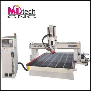 4 Axis CNC Router 2030 for Wood Factory