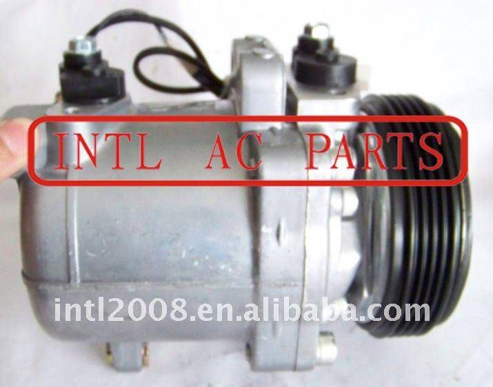SS96 compressor for Suzuki VITARA with 4PK 110MM OEM#8904014437