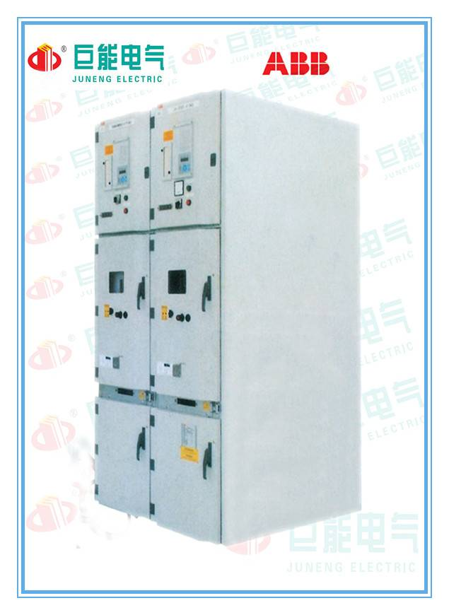 ABB UniGear ZS 550 Medium Voltage Switch Panel