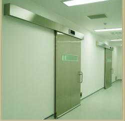 automatic hermetically sealed doors