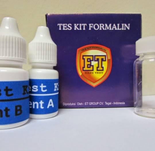 Formalin (Formaldehyde) Test Kit