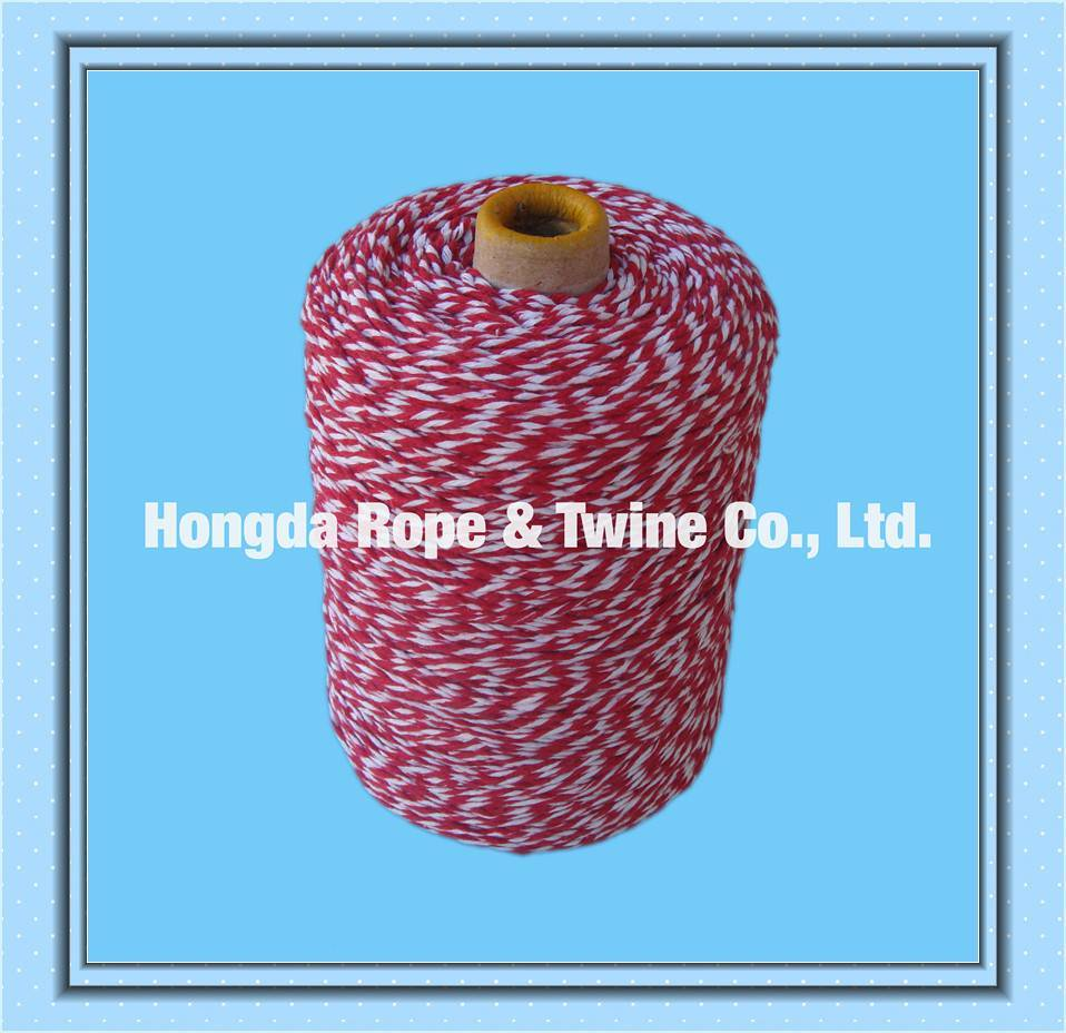 twisted barker cotton  twine