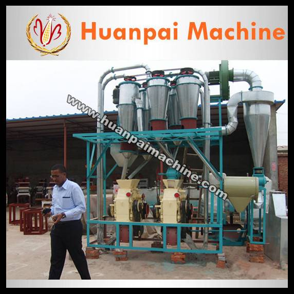 grain flour milling machine plant