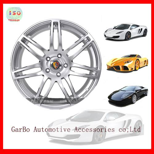 Garbo Alloy wheels / rims of audi A3 A4 A5 A6 A7 Q5 Q7