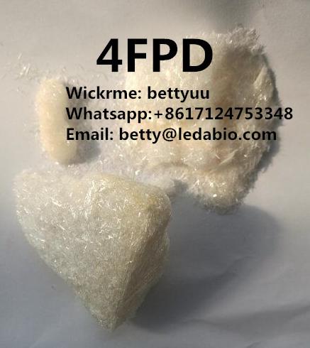 crystal 4fpd 4FPD high purity good feedback Whatsapp:+8617124753348