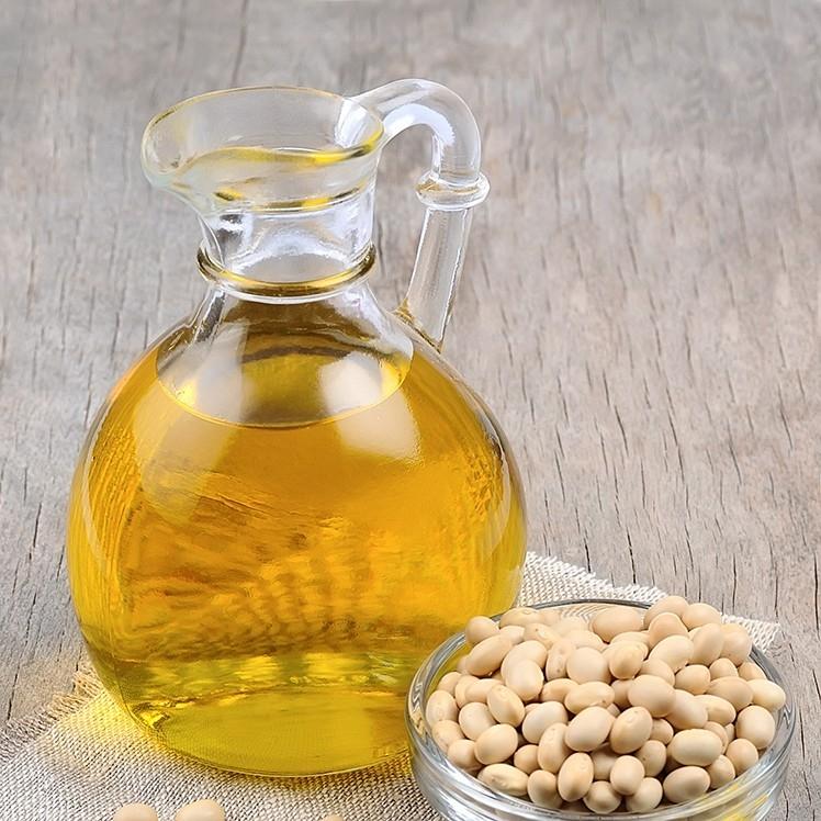 Crude Soybean Oil
