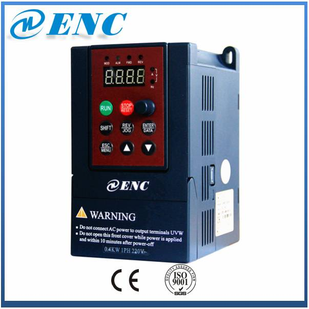 ENC EDS800 Mini 1PH 220V Variable Frequency Drive(0.2-1.5kW VFD)