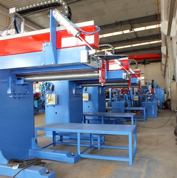 TIG welding straight welding machine for galvanised steel
