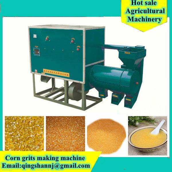 New Corn Grits Machine Corn Grits Grinding Machine