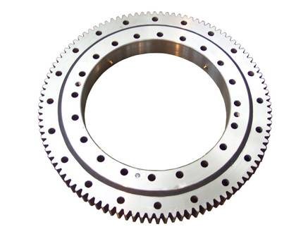 XBR and Rollix slew bearing , concrete mixing plant bearing , slewing ring for tunnel boring machine