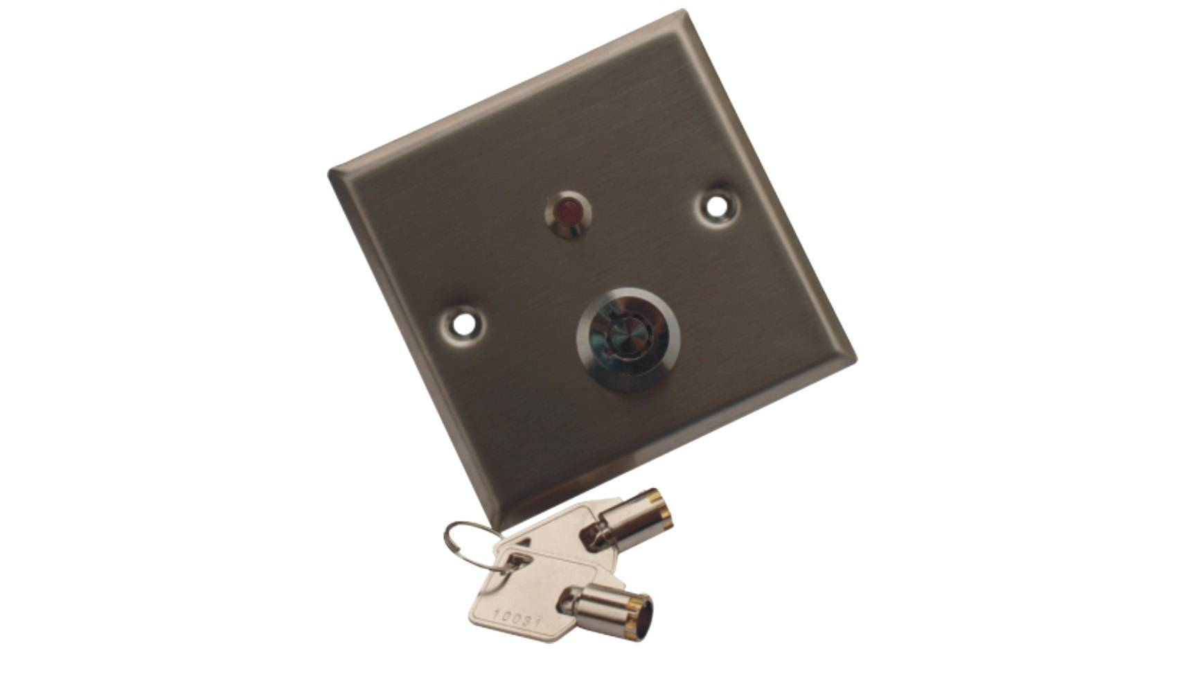 Release Button W/Same Key&LED of access control