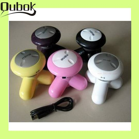 Handheld Vibrating Mini USB Body Massager