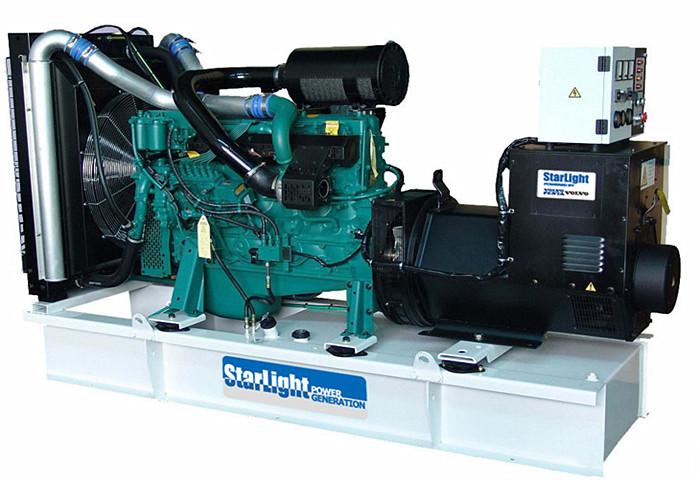 150 KW Volvo Diesel Generator