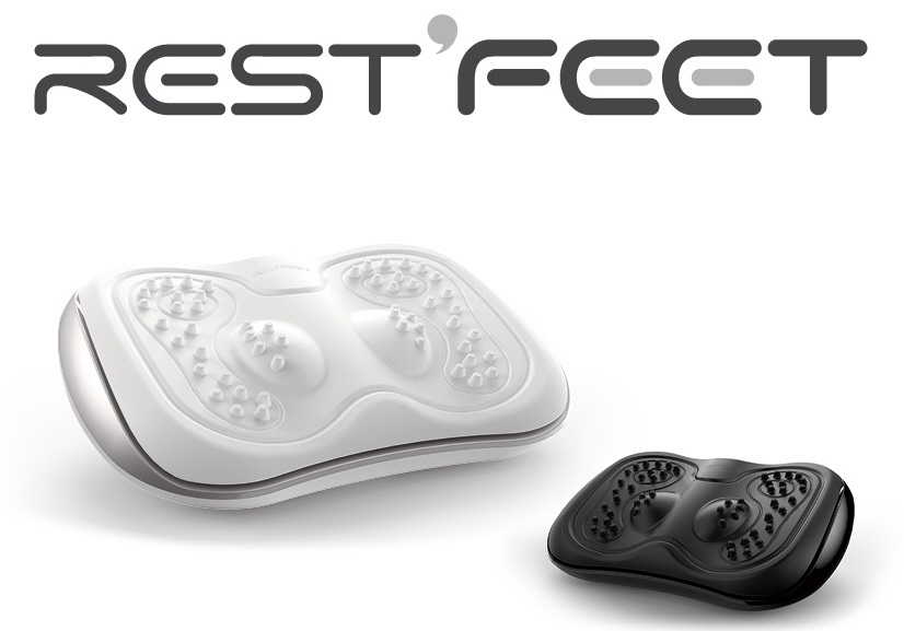 Ergonomic Foot Rest for Office and Home