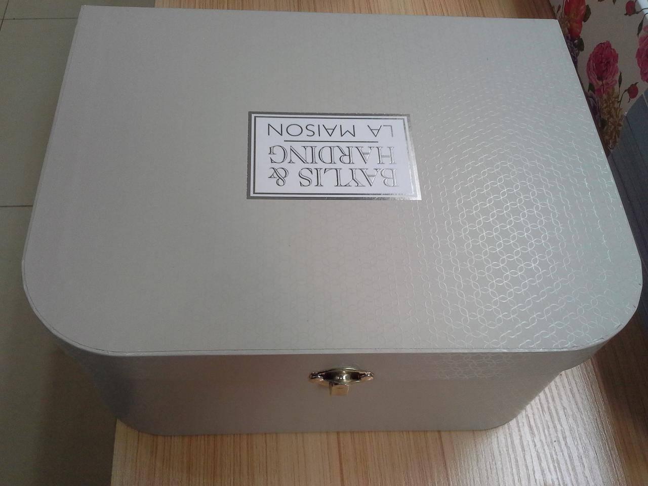 Storage rigid box