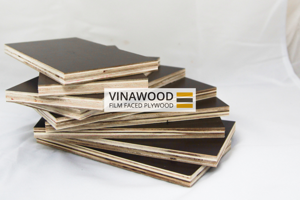 BLACK BROWN FILM VIETNAM FILM FACED PLYWOOD
