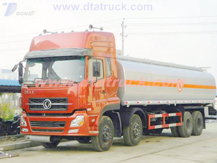 DTA5312GHYD Hydrochloric Acid Tanker