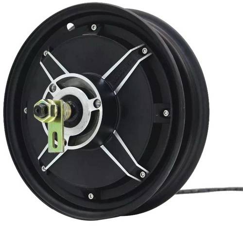 4000W 72V 10inch Electric Wheel Hub Motor