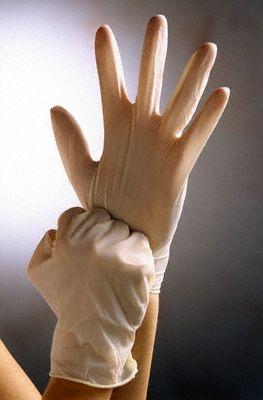 surgical glove