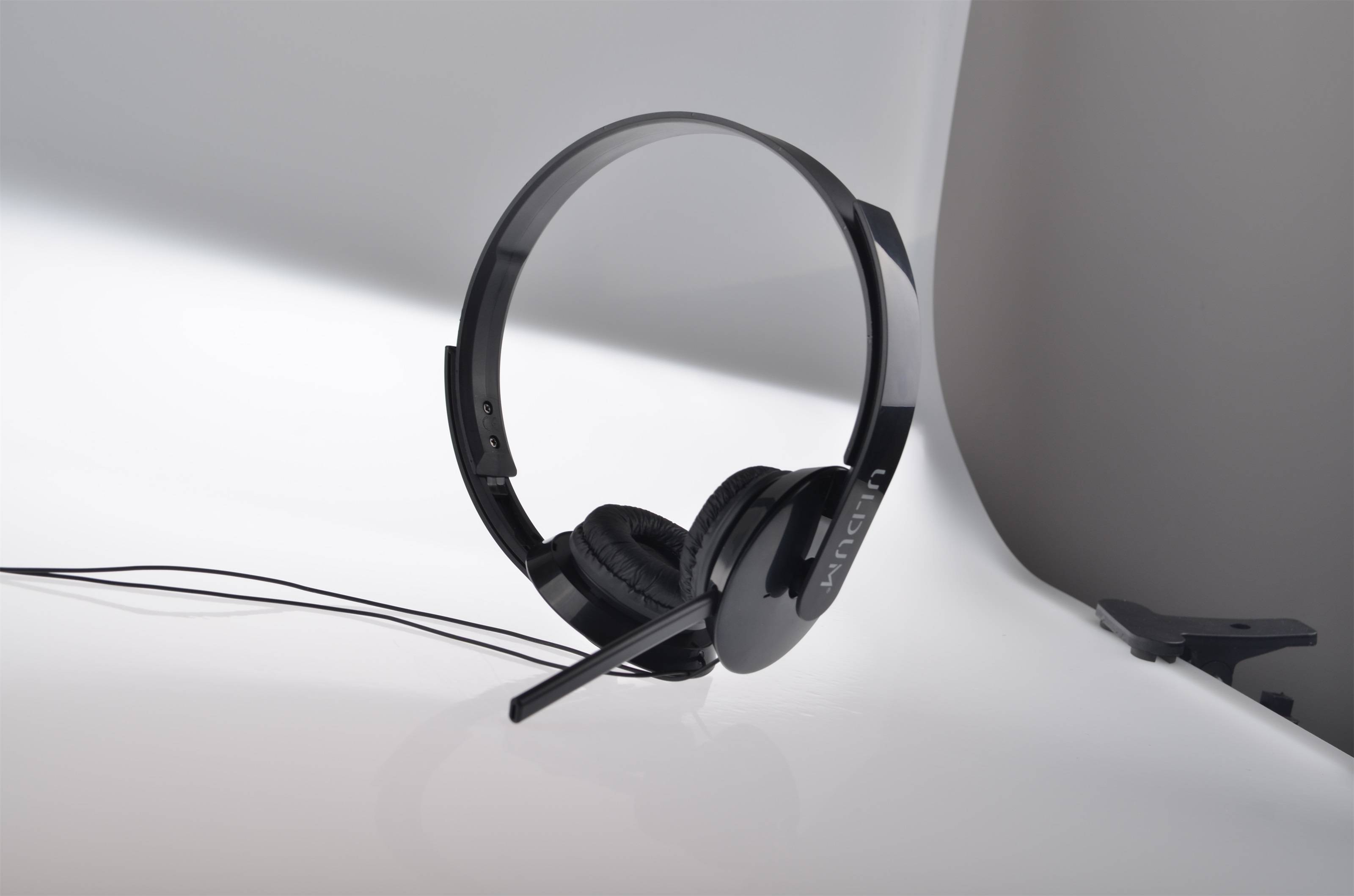ULDUM Wholesale folded studio colorful dj headphone for mobile phone &PC