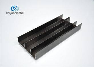 Precision Cutting Aluminium Door Frames Extruded Aluminium Sections