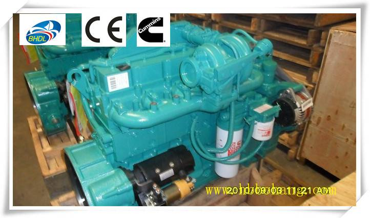 Gas engine for natural gas generator 4BT3.9