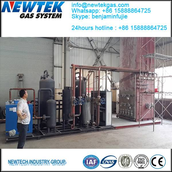 Smallest Oxygen Air Separation Plant