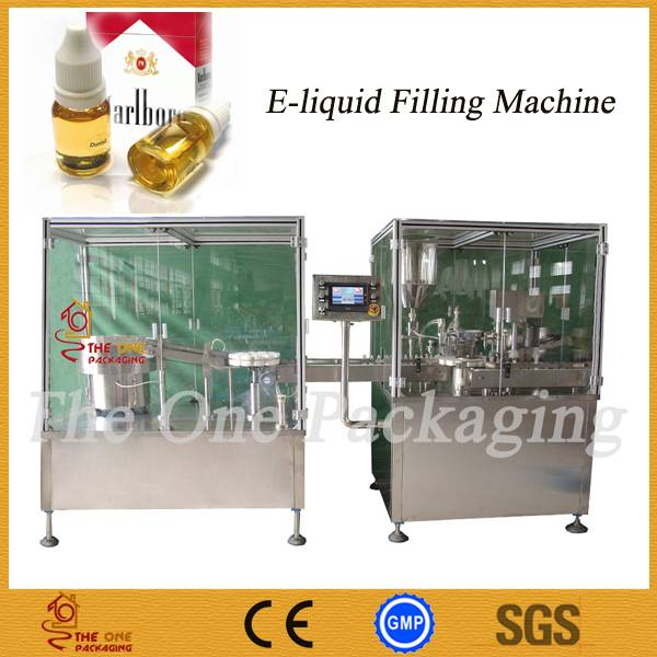 E-liquid Filling Machine, E-cigarette Liquid Filling Machine