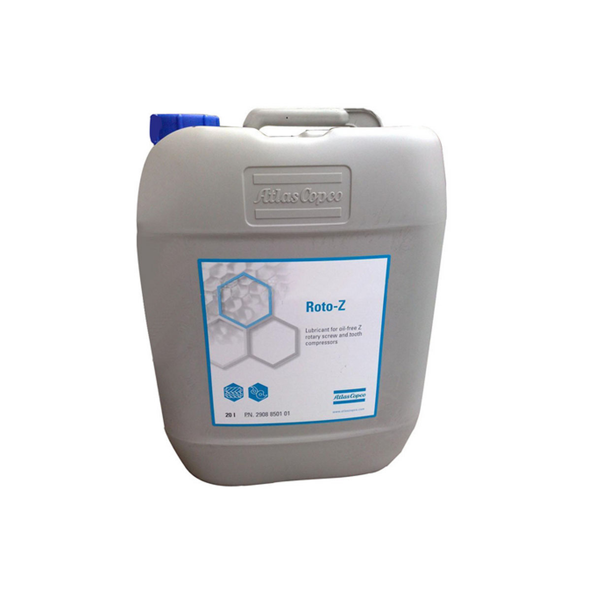 Roto-Z for oil-free Z atlas copco lubricant 2908850101