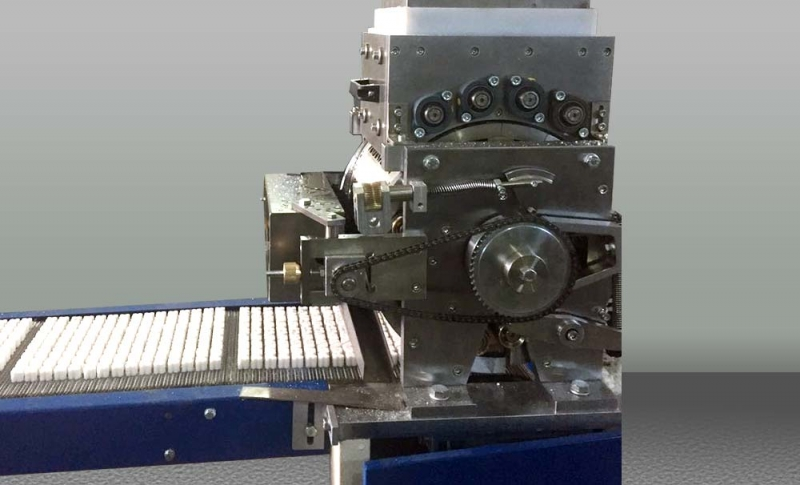 MANUAL CONTROL SUGAR CUBE MACHINE - 6 TONS / DAY