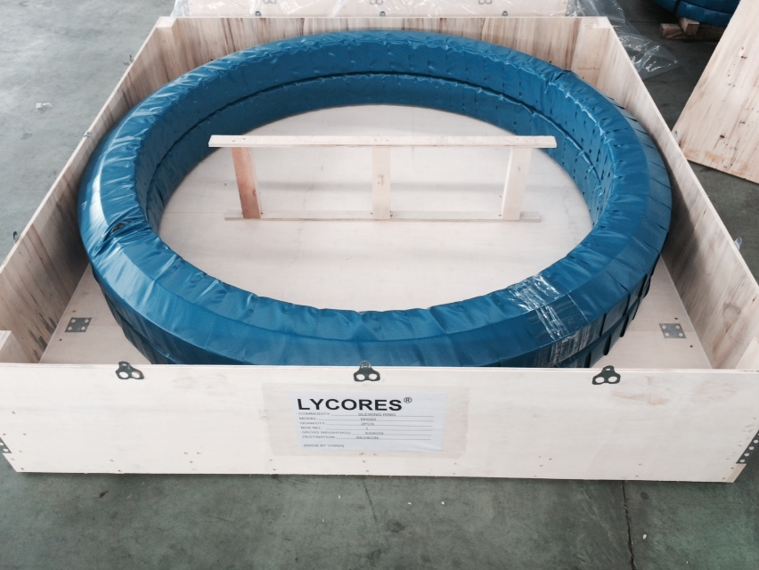 slewing ring for excavators