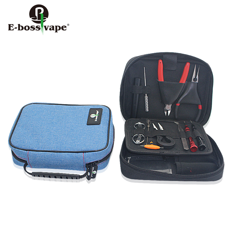 Hot sale Vaporam DIY Tool Kit & Coil Master 4.0 for vapor ecig tool kit bag