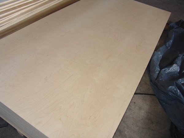 Laminated birch plywood furniture grade birch commercial plywood from Linyi