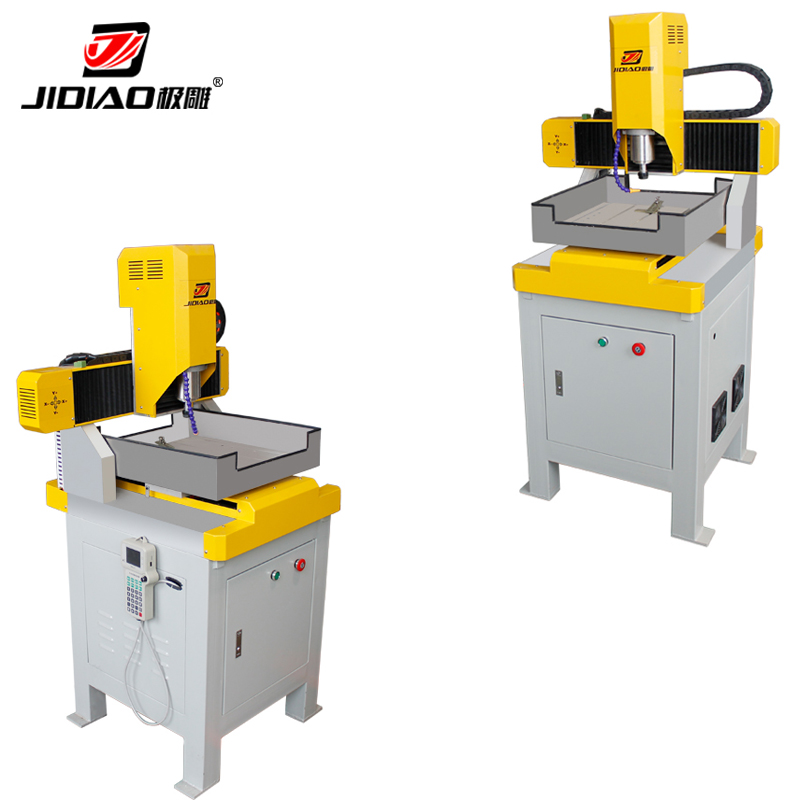 Water Cooling Spindle Mini Table CNC Router For Aluminium