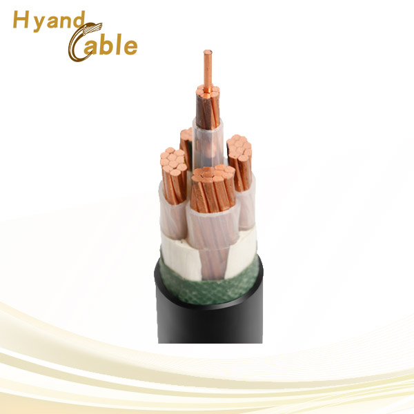 power cable type used for submersible