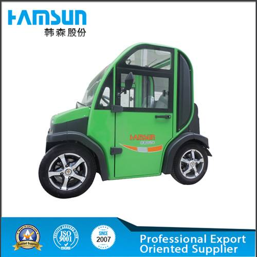 Low price high quality made in China with 2 seat electromobile electric vehicle electric mini car