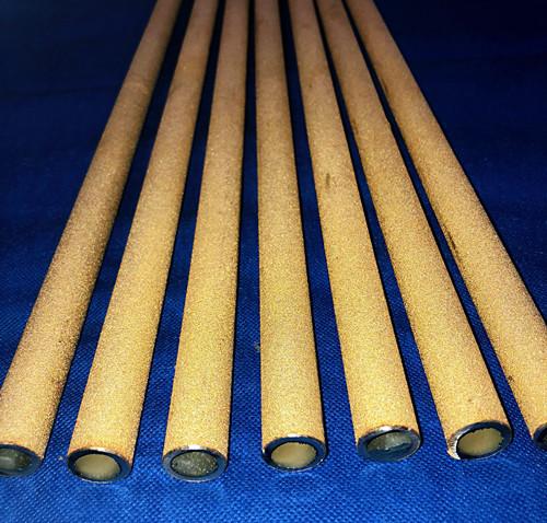 Sintered High Flux Tube