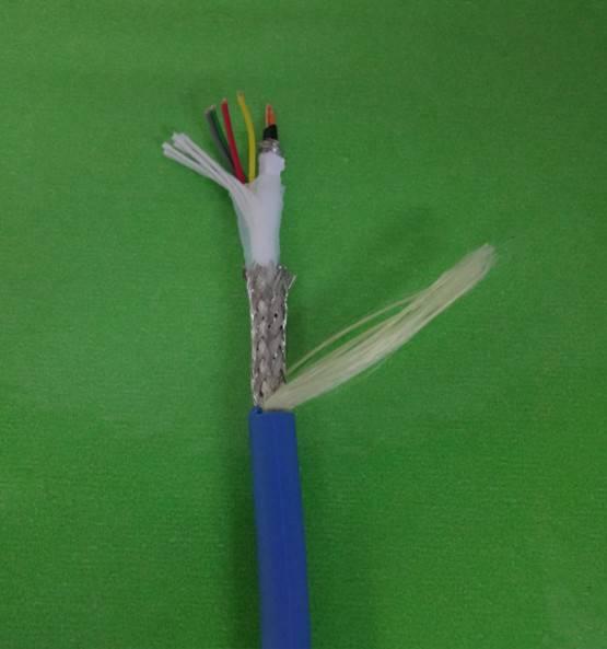 Blue Color for 2+4 SpO2 Extention Cable