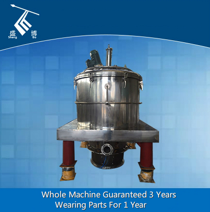 Full-Automatic Bottom Discharge Centrifuge For Chemical Seasoning