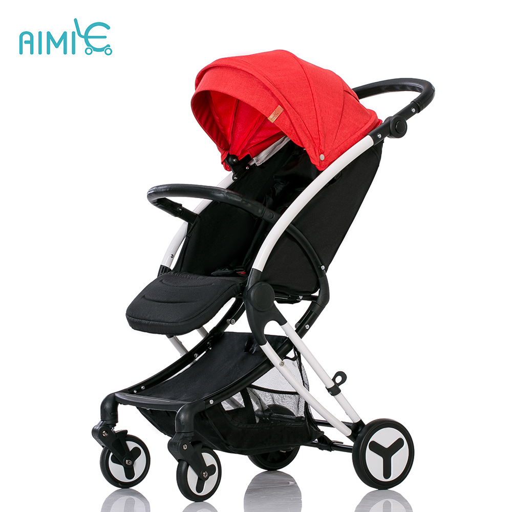 Reversible Sleeping Basket and 360 Degrees Rotate Baby Stroller China Factory Outlet