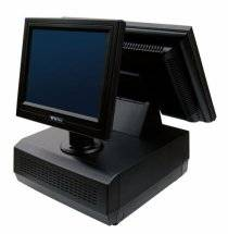 Anypos300-- POS with Touch TFT Minitor, 58-80mm Thermal Printer