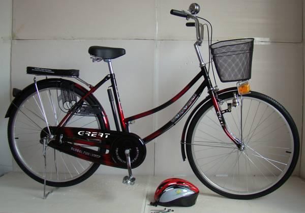 """GT-H26001 26"""" Women's Heavy Duty Bike"""
