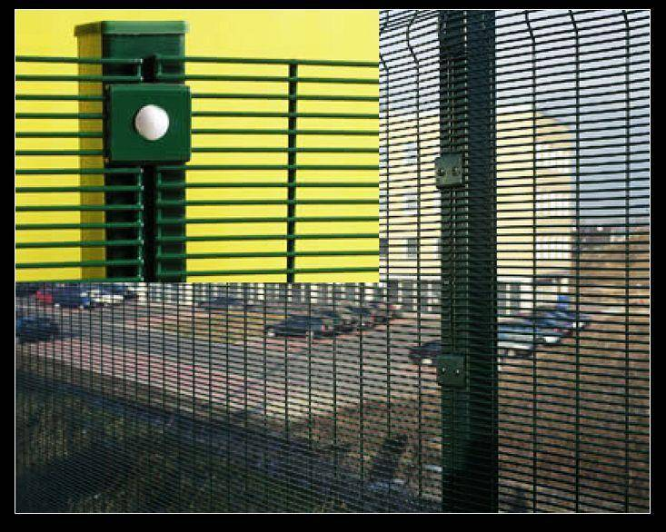 customized 358 high security fence manufactory