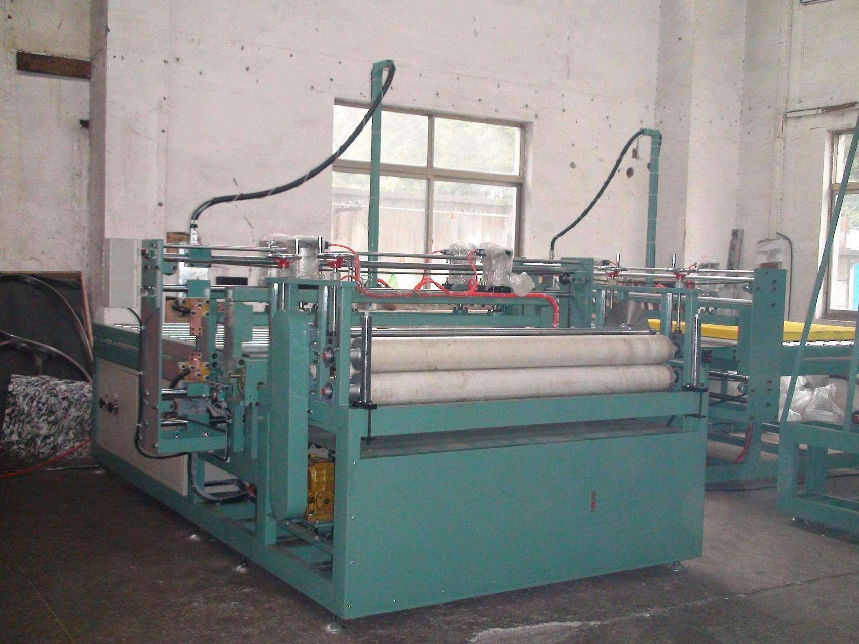 welding machine for EVA or other plastic