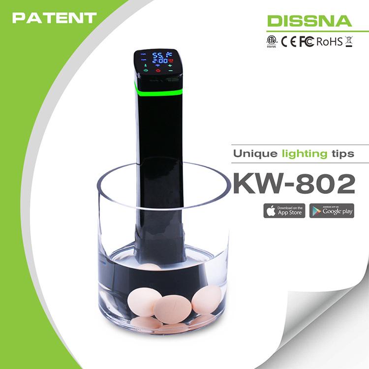 kitchen appliances Sous vide wifi immersion circulator slow cooker machine
